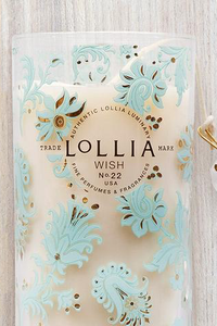 Wish Petite Perfumed Luminary Candle Wish