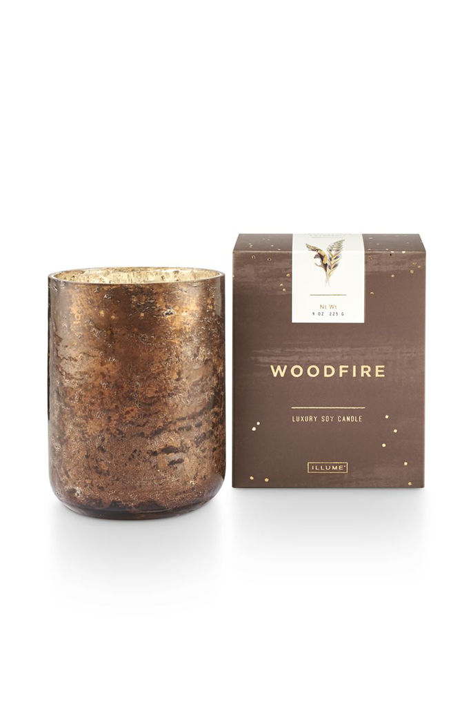 Woodier Small Luxe Candle