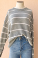 Yacht Club Stripe Sweater