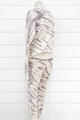 Zebra Wash French Terry Jogger
