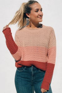 Zella Ombre Sweater