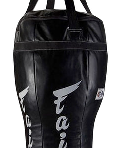 FAIRTEX PRO HEAVY ANGLE BAG - HB12 - COMES FILLED/STUFFED