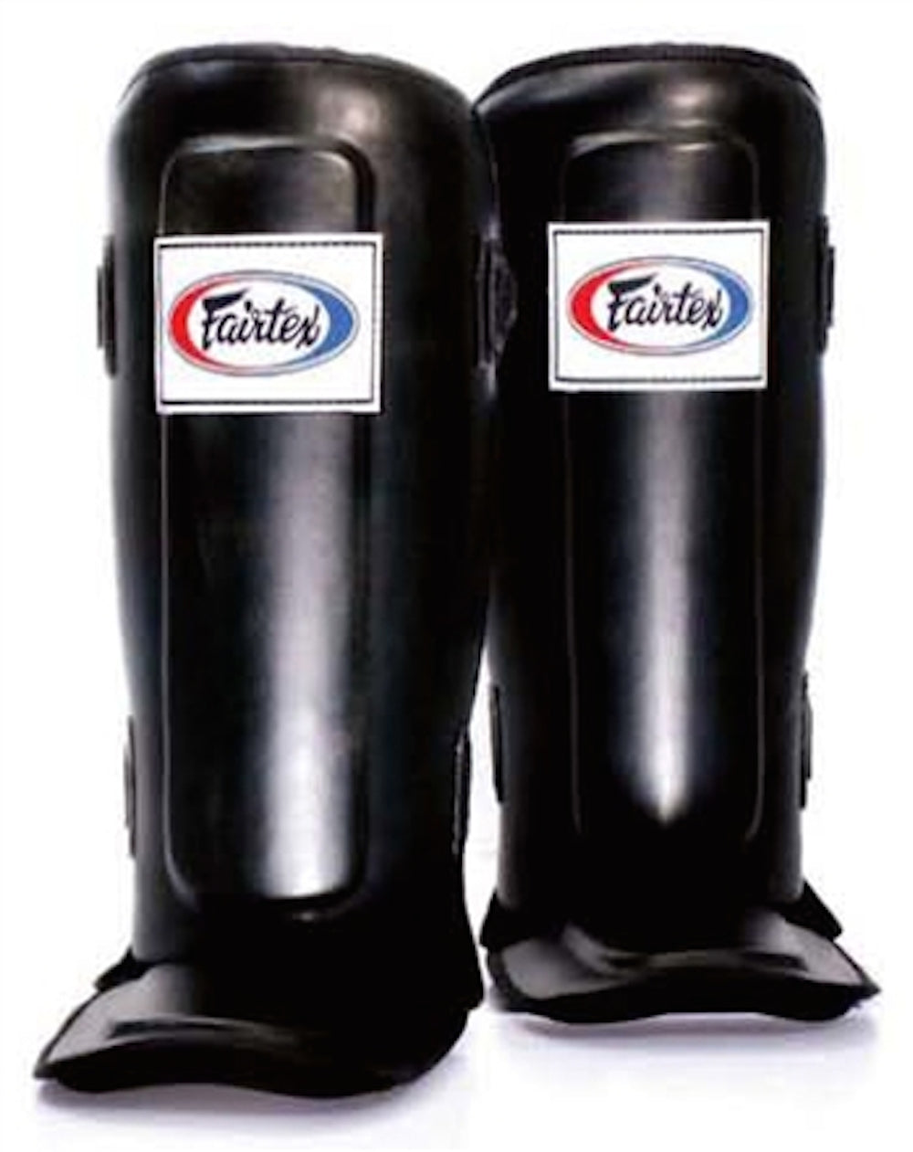 Fairtex Shin Pads Guard Pro Style In Step Double Padded SP3 Muay Thai