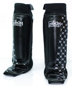 "FAIRTEX ""NEOPRENE"" MMA SHIN GUARDS"