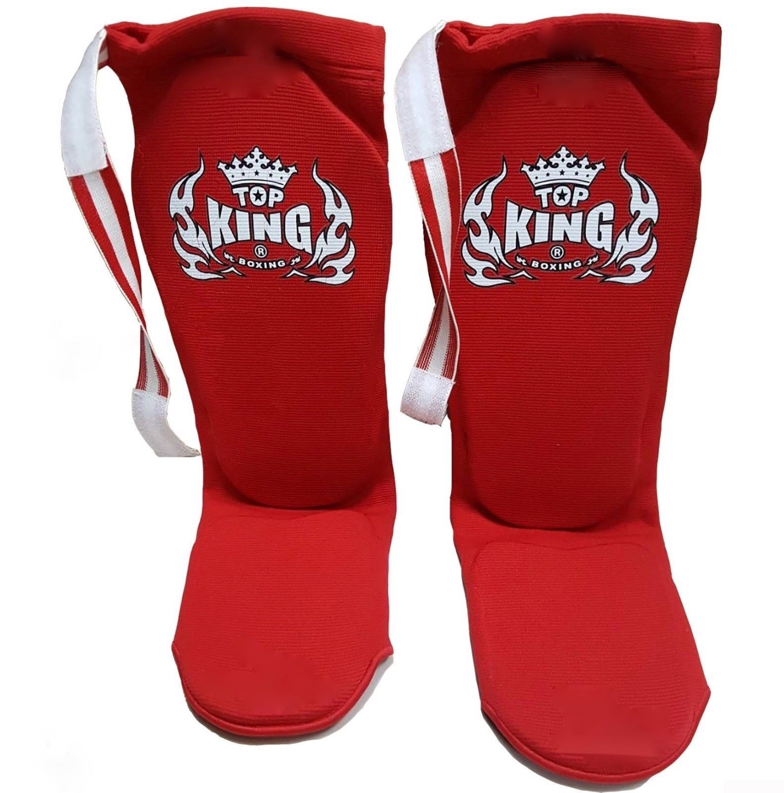 TOP KING ELASTIC SHIN PADS TKESP-01-3 COLORS AVAILABLE