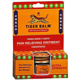 TIGER BALM RED EXTRA STRENGTH PAIN RELIEVING OINTMENT