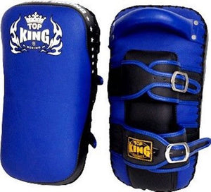 "TOP KING ""SUPER"" KICKING PADS (CURVED) TKKPS (CB)"