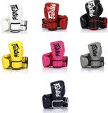 FAIRTEX STYLE 4oz KIDS BOXING GLOVES- HIGH IMPACT LATEX FOAM CORE SYSTEM! - BGV14