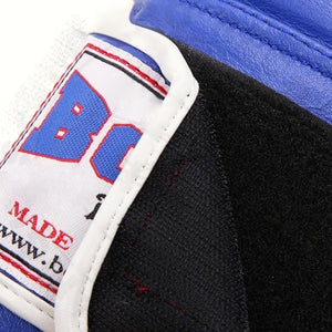 BOON SPORT THAI STYLE TRAINING GLOVES - BLACK,RED,BLUE,WHITE,PINK