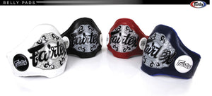 FAIRTEX LIGHT-WEIGHT BELLY PAD