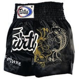 "FAIRTEX ""MY FORTUNE"" MUAY THAI KICKBOXING SHORTS"