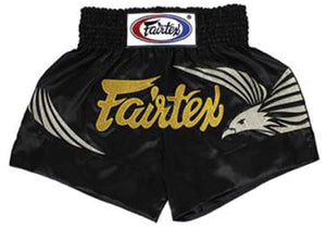 "FAIRTEX ""EAGLE"" MUAY THAI KICKBOXING SHORTS"