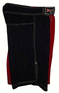 BOON RED MMA BOARDSHORTS