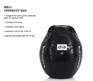 FAIRTEX WRECKING BALL BAG