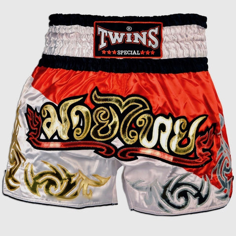 TWINS SPECIAL MUAY THAI KICKBOXING SHORTS - TWS-876