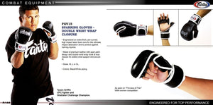 FAIRTEX SPARRING MMA GLOVES-FGV15