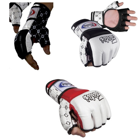 FAIRTEX MMA GRAPPLING GLOVES