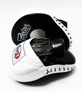 Fairtex Curved Contoured Focus Mitts - FMV9 - The Best Curved Focus Mitts on the Market!