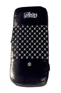 Fairtex Training Kick Shield Pad - FS4 - Black - Handmade in Thailand