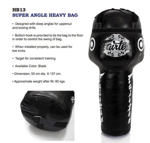FAIRTEX UPPERCUT ANGLE BAG
