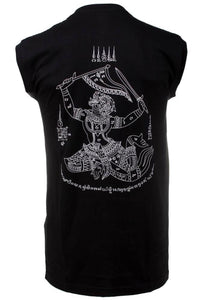 "BOON ""HANUMAN WARRIOR"" SLEEVELESS TSHIRT"