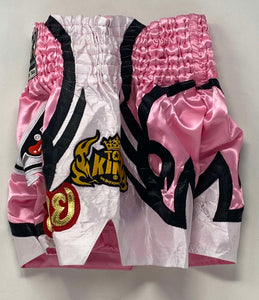 TOP KING MUAY THAI KICKBOXING SHORTS -TKTBS-052