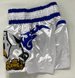 TOP KING MUAY THAI KICKBOXING SHORTS -TKTBS-076