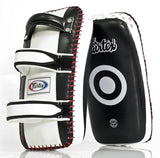 FAIRTEX MUAY THAI KICKBOXING CURVED STANDARD KICK THAI PADS