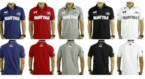 FAIRTEX MUAY THAI KICKBOXING POLO SHIRT COLLECTION - PL1