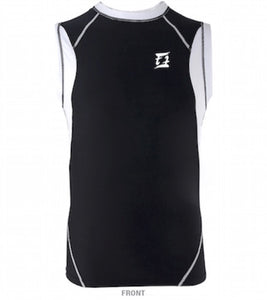 "FAIRTEX ""BE INSPIRED"" SLEEVELESS RASHGUARD"