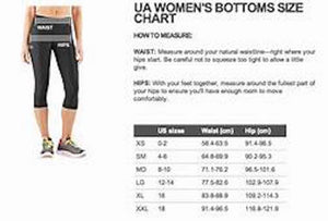 Women's Under Armour Warm UP Pants - 1272658