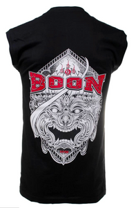 Boon Sport Sleeveless T-Shirt - Hanuman Face