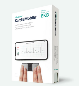 KardiaMobile Personal EKG - Heart Health at your Fingertips