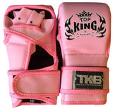 "Top King ""COMBAT"" MMA Grappling Gloves - TKGGC"