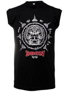 "BOON SPORT ""TIGER YANT"" SLEEVELESS TSHIRT"