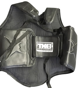 "TOP KING ""TRAINING"" BODY PROTECTOR - TKBDPT-BLACK"
