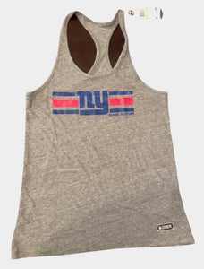 Women's Under Armour New York Football Teams Tank Top - 1284946 - Grey