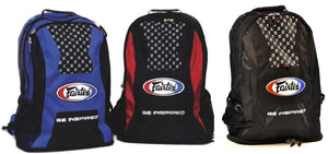 FAIRTEX BACKPACK BAG