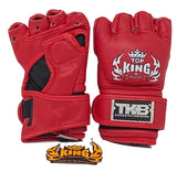 "Top King ""EXTREME"" MMA Grappling Gloves - TKGGE"