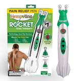 Hempvana Rocket Pain Relief Electronic Tens Therapy Pen - As Seen on TV