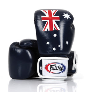 "FAIRTEX ""AUSTRALIA DAY"" MUAY THAI STYLE TRAINING GLOVES"