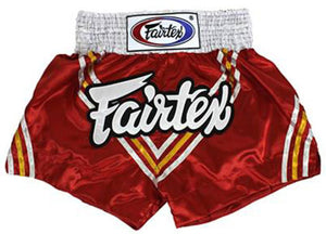 "FAIRTEX ""TRIANGLE"" MUAY THAI KICKBOXING SHORTS"