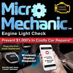 Micro Mechanic Engine Light Check Diagnostic Tool