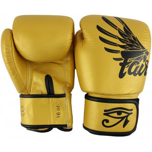 "FAIRTEX ""FALCON"" MUAY THAI STYLE TRAINING GLOVES"