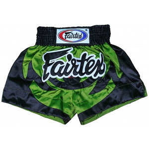 "FAIRTEX ""BAT"" MUAY THAI KICKBOXING SHORTS"