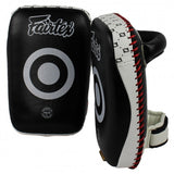 FAIRTEX MUAY THAI KICKBOXING SMALL CURVED KICK THAI PADS