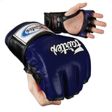 FAIRTEX ULTIMATE COMBAT MMA GLOVES w/ OPEN THUMB