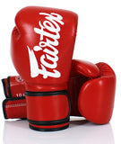 FAIRTEX BRAND NEW STYLE BOXING GLOVES- HIGH IMPACT LATEX FOAM CORE SYSTEM!