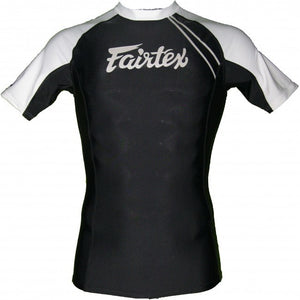 "FAIRTEX ""BE INSPIRED"" SHORTSLEEVE RASHGUARD"