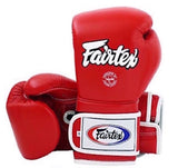 Fairtex Mexican Style Boxing Gloves - BGV9 - Black